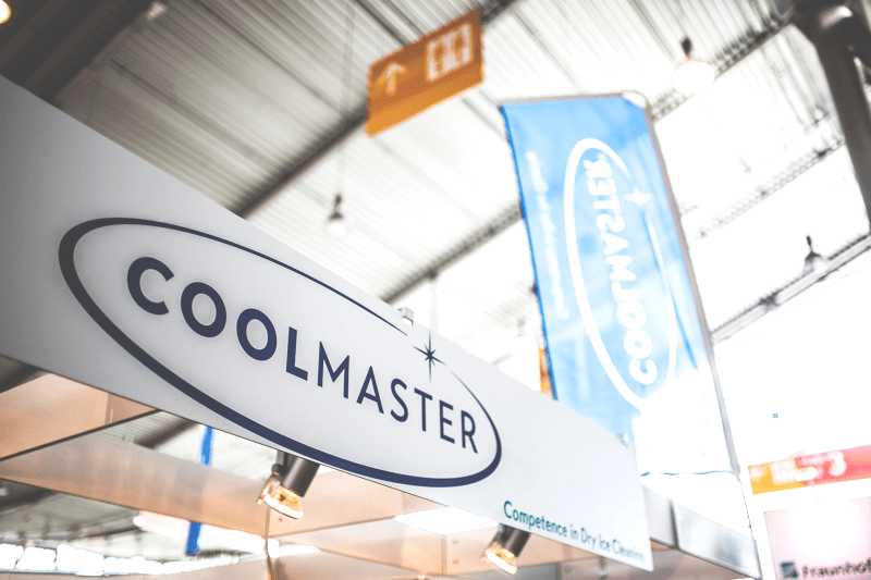 Small but powerful – the COOLMASTER<sup>®</sup> persuades more and more customers.